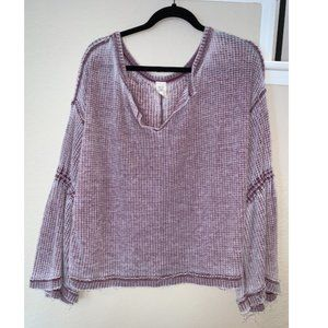 Free People / We The Free thermal top